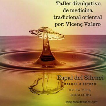 Taller divulgativo de medicina tradicional oriental