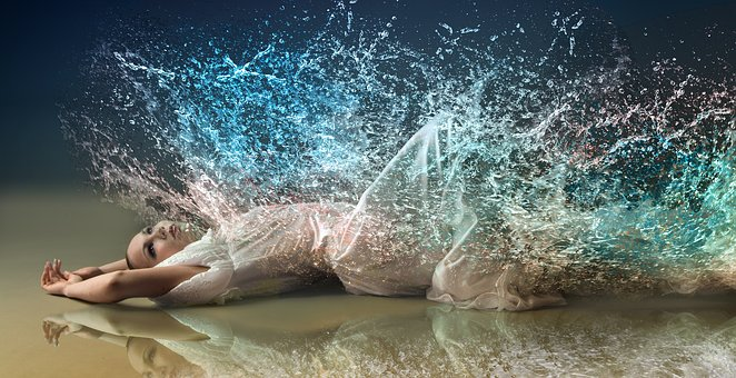 "TURISMO ""SLOW LIFE""  PRIMER RECORRIDO: ""La leyenda de la mujer del agua""."